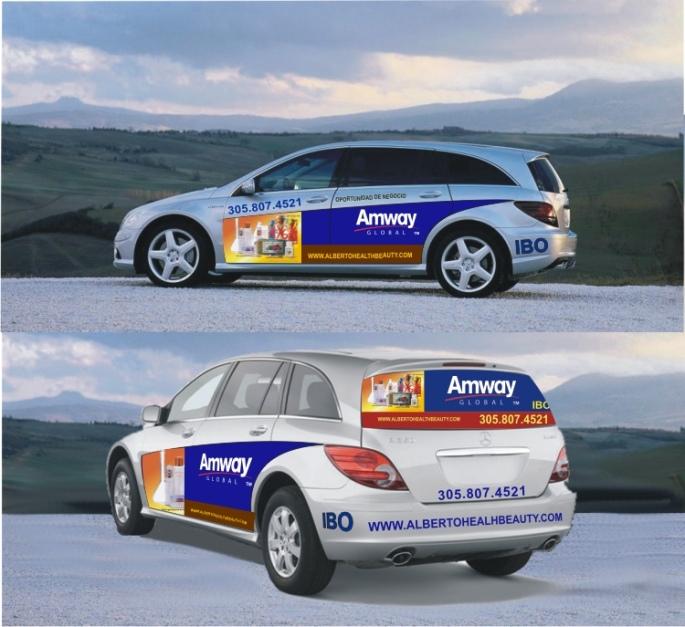 alberto-amway-car4-matic-sign