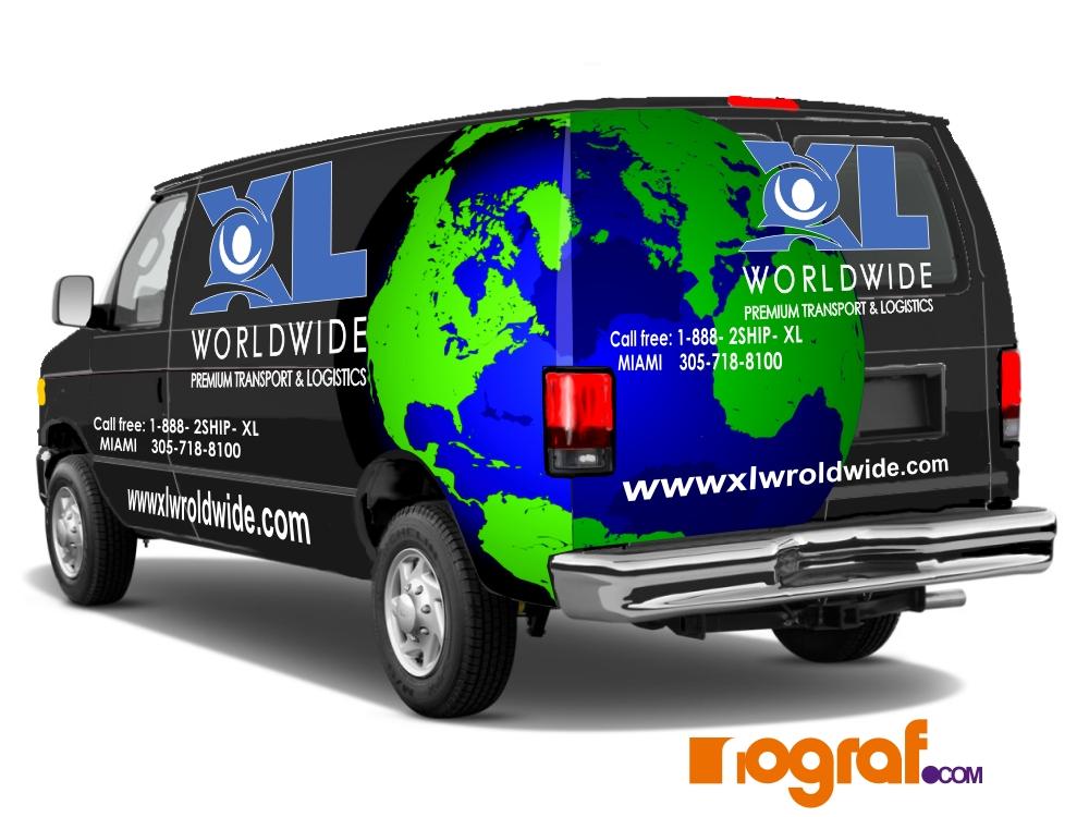 Van wrap concept_XL woldwide 6